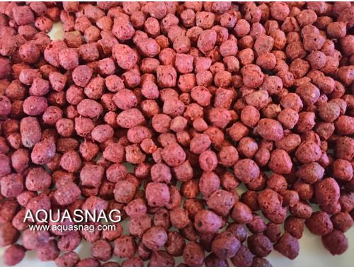 Фото Кои Цвет, шарикм 250г- корм для усиления окраски прудовых рыб Купить