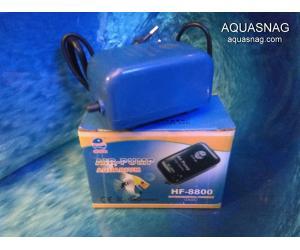 Компрессор Happy Fish HF-8800, 1.5l/min, 1.5W