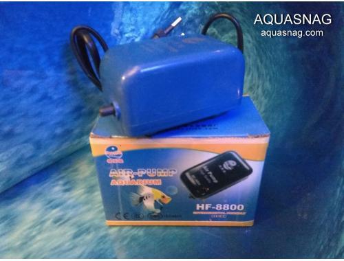 Фото Компрессор Happy Fish HF-8800, 1.5l/min, 1.5W Купить