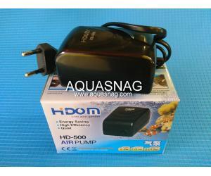 Компрессор HIDOM HD-500, 2л/мин, 2Вт, 0.012Мра