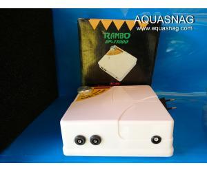 Компрессор автономный Атман ЕР-11000, сеть 220V+2 батарейки R20