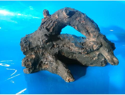 Фото Коряга малая, дл 15,5см, шир 12см, выс 10см, черная aquasnag.com