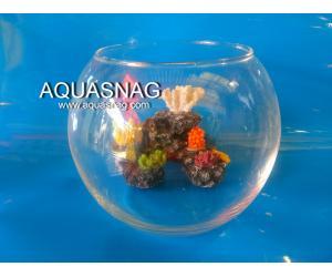 Круглый аквариум 1,5л