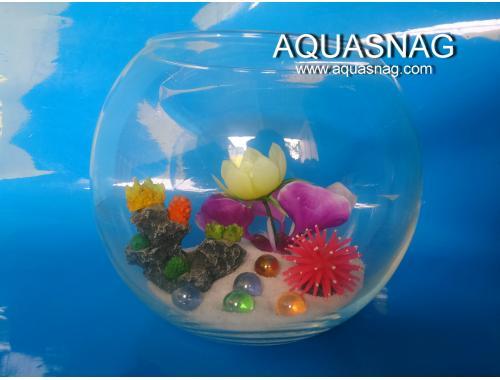 Фото Круглый аквариум 3л aquasnag.com