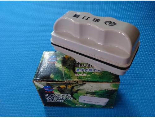 Фото Магнитный скребок плавающий,  до 12мм aquasnag.com