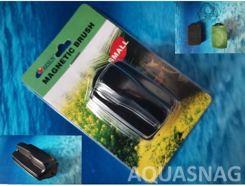 Фото Магнитный скребок, тонущий Resun малый MB-S aquasnag.com