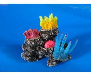 Мини скала с кораллами