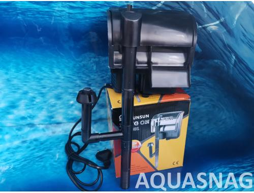 Фото Навесной аквариумный фильтр SUNSUN HBL - 501,  до 80л Смотреть