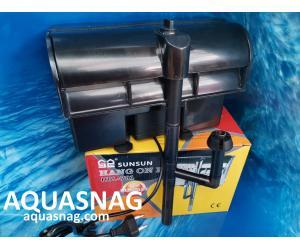 Навесной аквариумный фильтр SUNSUN HBL - 701, от 50л  до 200л