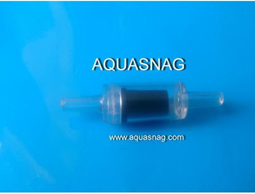 Фото Обратный клапан, прозрачный aquasnag.com