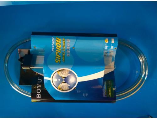 Фото Очиститель грунта  BOYU GC-101с обратным клапаном aquasnag.com