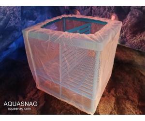 Отсадник  для рыб (дл 16.5*ш15*в15.5)см, двухсекционный CHICOS FS-02