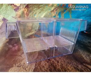 Отсадник с крышечкой для рыб (20.5*10.6*10)см, пластик, CHICOS