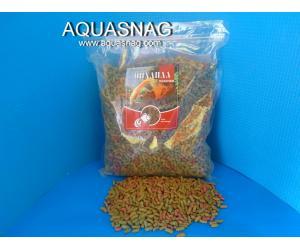 """Палочки """"Цихлида"""" крупные 1кг, основной витаминизированный  корм для всех видов цихловыхи других  рыб"""