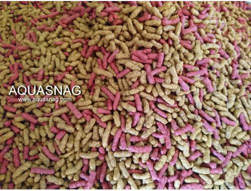 Фото Палочки Цихлида мини -1кг, основной, витаминизированный корм для маленьких и карликовых цихлид Смотреть