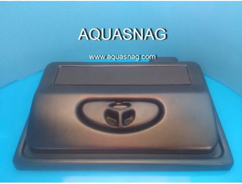 Фото Пластиковая крышка AQUASNAG прямая (50*30)см, 1*10Вт aquasnag.com