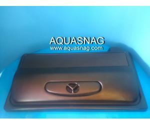 """Пластиковая крышка """"AQUASNAG"""" прямая (70*30)см, 1*15Вт"""