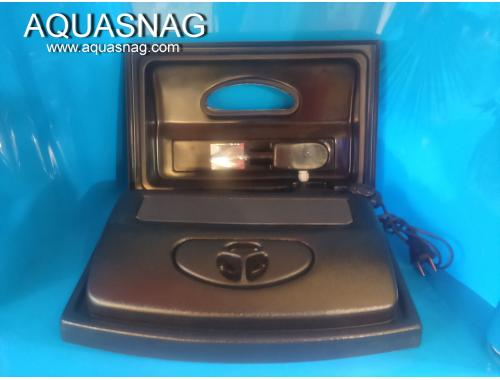 Фото Пластиковая крышка  овал (40*25)см, 1*Е14 aquasnag.com