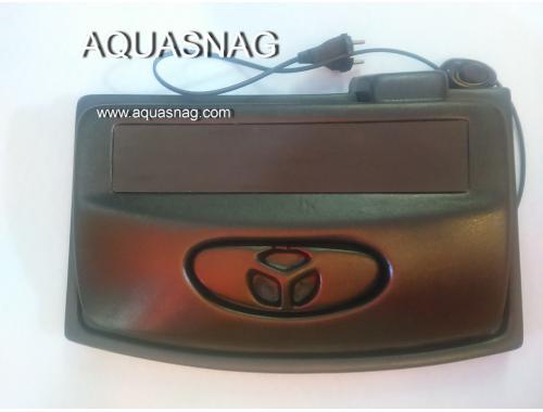 Фото Пластиковая крышка овал (50*30)см, 2*Е14 aquasnag.com