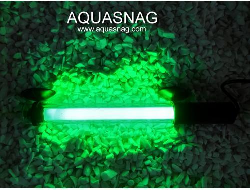 Фото Подводная лампа 20см зеленая Смотреть