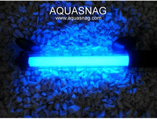 Фото Подводная лампа 60см голубая Смотреть
