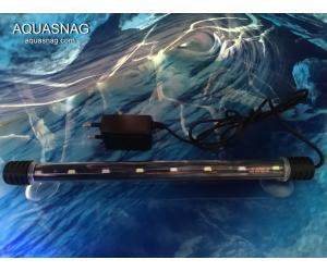 Подводная светодиодная  лампа 60 LED, синяя