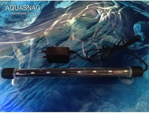 Фото Подводная светодиодная  лампа 80 LED,  розовая aquasnag.com