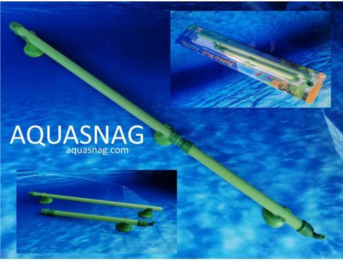 Фото Распылитель трубчатый BW14 с 3-мя присосками, 35.6см aquasnag.com