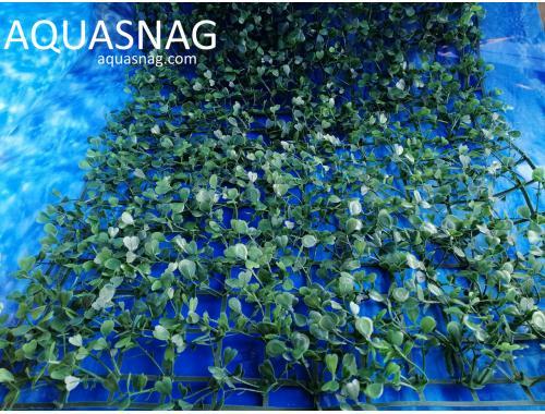 Фото Растение коврик (40*59*2.5)см, лист зеленый aquasnag.com