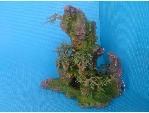 Фото Скала с деревцами KD--008 Купить