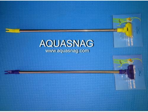 Фото Скребок механический с лезвием, с железной ручкой 40см aquasnag.com