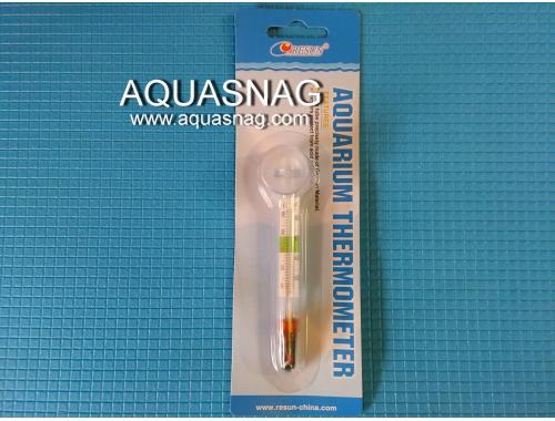 Фото Термометр прозрачный с грузом в блистере Resun RST-03, 11см Купить