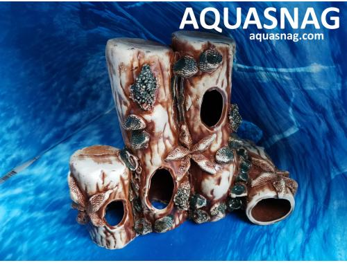 Фото Три пня с коряжкой,  дл 27см, шир 12см, выс 23.5см, aquasnag.com