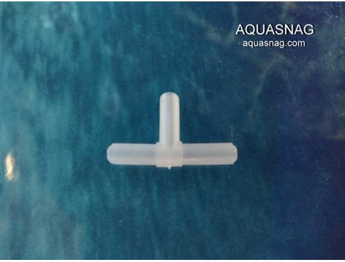 Фото Тройник под трубку 4мм aquasnag.com