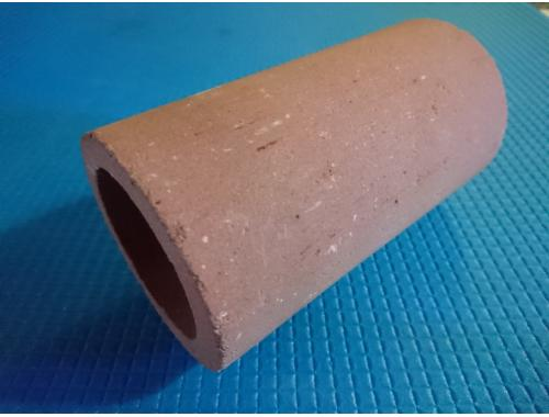Фото Туннель для сомов полый, сквозной №4, дл-12.5см, dнаруж-6.5см, dвнут-4.5см Купить
