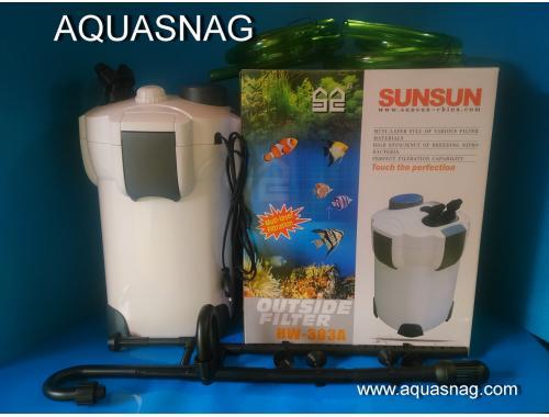 Фото Внешний фильтр SUNSUN  HW-303А, 1400л/ч aquasnag.com