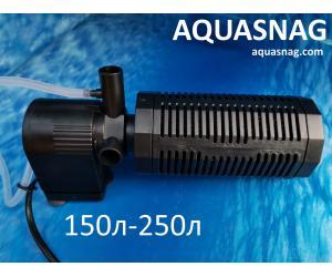 Внутренний фильтр Hidom AP-1350L от 150 до 250л,  1000л/ч, 18W