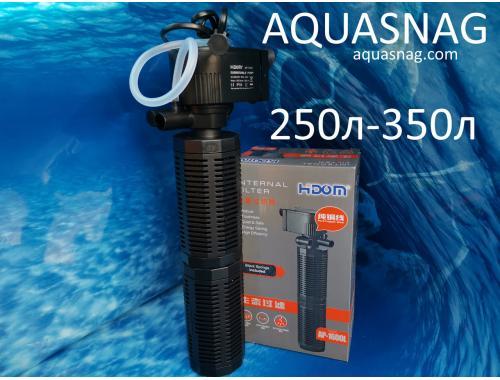 Фото Внутренний фильтр Hidom AP-1600L от 250 до 350л,  1200л/ч, 25W Купить