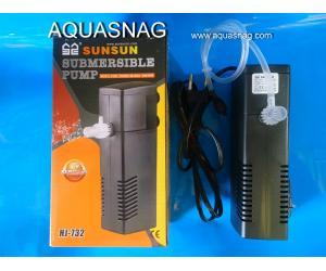Внутренний фильтр SUNSUN HJ-732, от 80л до 200л
