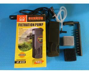 Внутренний фильтр SunSun JP-012F, до 40л