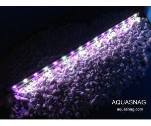 Водонепроницаемый светильник 118.5см,  розовый с белым спектр, 120 LED