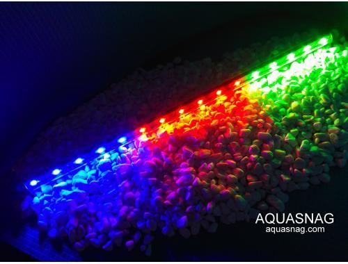 Фото Водонепроницаемый светильник 118.5см,  трехцветный, 120 LED Смотреть