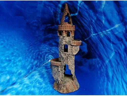 Фото Замок полуторный, большой, d-10см, h-30см Смотреть