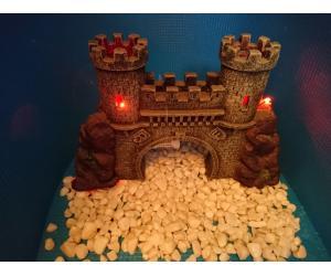 Замок с подсветкой  CH 3600