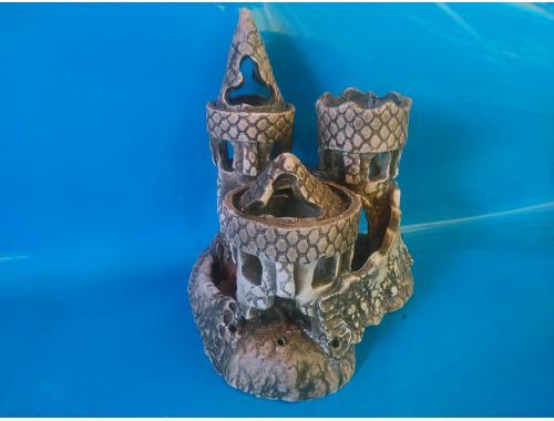 Фото Замок тройной, малый д-12, ш-12, в-15 aquasnag.com