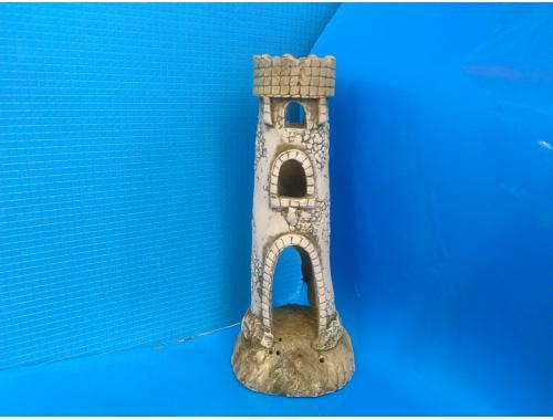 Фото Замок тура, большой, d-10см, h-24см aquasnag.com